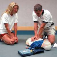 CPR for health instructors