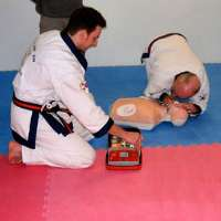 CPR for karate instructors