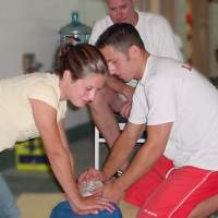 CPR for lifeguards